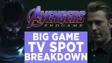 avengers super bowl commercial b 366x205 - Avengers Super Bowl Commercial Breakdown