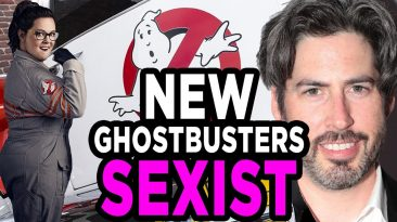 ghostbusters jason reitman fans 366x205 - Ghostbusters Jason Reitman & Fans Hated By Fake Media & SJWs