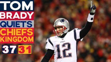 new england patriots vs chiefs r 366x205 - New England Patriots Vs Chiefs Reaction; Tom Brady GOAT!