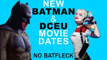 the batman 2021 release date no 366x205 - The Batman 2021 Release Date; No Ben Affleck! New DC Movies!