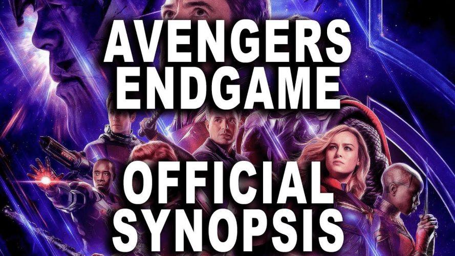 avengers endgame synopsis 889x500 - Avengers Endgame Synopsis