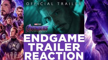 avengers endgame trailer reactio 366x205 - Avengers Endgame Trailer Reaction & Breakdown