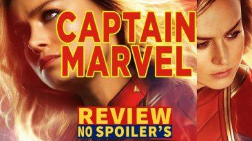 captain marvel review no spoiler 366x205 - Captain Marvel Review (No Spoilers)