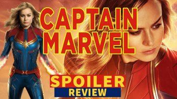 captain marvel spoiler review 366x205 - Captain Marvel Spoiler Review