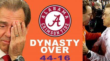 clemson vs alabama 2019 national 366x205 - Clemson Vs Alabama 2019 National Championship Reaction