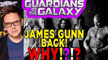 james gunn rehired for guardians 366x205 - James Gunn Rehired For Guardians Of The Galaxy 3 Why Marvel?