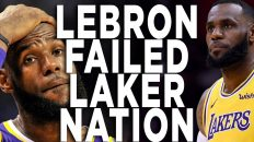 lebron james lakers eliminated f 232x130 - LeBron James Lakers Eliminated From NBA Playoffs Reaction