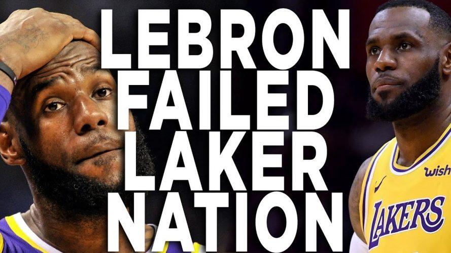 lebron james lakers eliminated f 889x500 - LeBron James Lakers Eliminated From NBA Playoffs Reaction