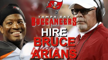 tampa bay buccaneers hire bruce 366x205 - Tampa Bay Buccaneers Hire Bruce Arians; Jameis Winston Bust?