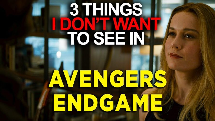 avengers endgame 3 things i dont 889x500 - Avengers Endgame: 3 Things I Dont Want In New Marvel Movie