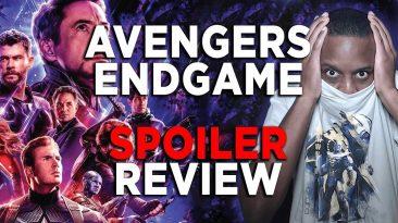avengers endgame spoiler review 366x205 - Avengers Endgame Spoiler Review