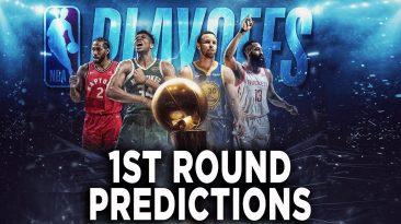 nba playoffs 2019 predictions fi 366x205 - NBA Playoffs 2019 Predictions: First Round East & West Picks
