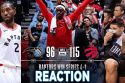 toronto raptors vs orlando magic 125x83 - Toronto Raptors vs Orlando Magic Game 5 NBA Playoffs Reaction