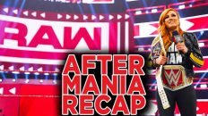 wwe monday night raw after wrest 232x130 - WWE Monday Night Raw After Wrestlemania 35 Review 4/8/2019
