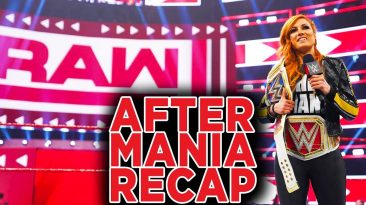 wwe monday night raw after wrest 366x205 - WWE Monday Night Raw After Wrestlemania 35 Review 4/8/2019
