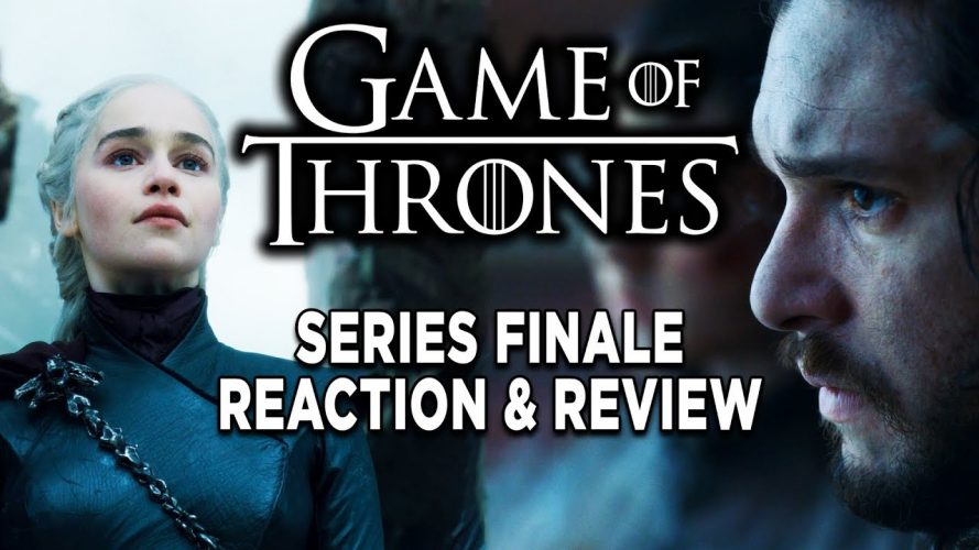 game of thrones finale reaction 889x500 - Game Of Thrones Finale Reaction and Season 8 Review