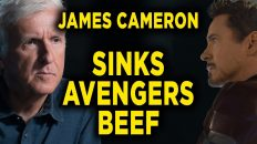 james cameron avengers problem g 232x130 - James Cameron Avengers Problem Gone; Titanic Sank By Endgame