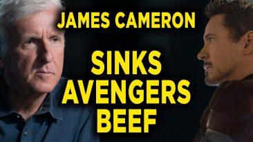 james cameron avengers problem g 366x205 - James Cameron Avengers Problem Gone; Titanic Sank By Endgame