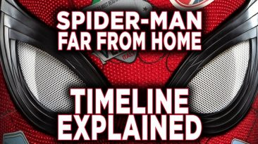 marvels spider man far from home 366x205 - Marvels Spider-Man Far From Home MCU Timeline Explained