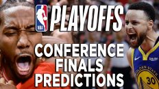 nba playoff predictions 2019 con 232x130 - NBA Playoff Predictions 2019 Conference Finals Picks Today
