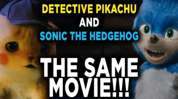 sonic the hedgehog vs detective 366x205 - Sonic the Hedgehog vs Detective Pikachu Review; Same Movie