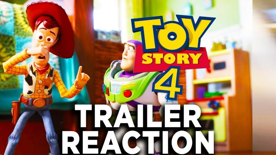 toy story 4 trailer reaction 889x500 - Toy Story 4 Trailer Reaction