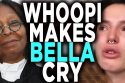 bella thorne crying over whoopi 125x83 - Bella Thorne Crying Over Whoopi Goldberg The View Comments