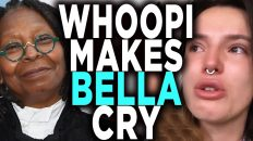 bella thorne crying over whoopi 232x130 - Bella Thorne Crying Over Whoopi Goldberg The View Comments