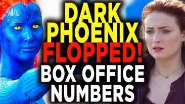 dark phoenix box office worst x 366x205 - Dark Phoenix Box Office: Worst X Men Movie Opening Weekend!