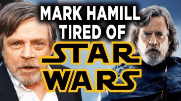 mark hamill is done with star wa 366x205 - Mark Hamill Is Done With Star Wars; Hates Rise Of Skywalker?