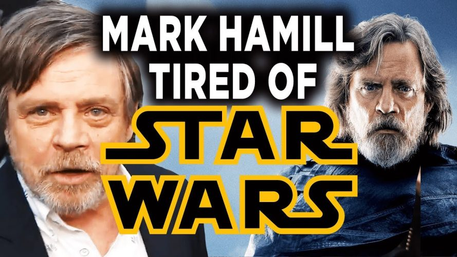 mark hamill is done with star wa 889x500 - Mark Hamill Is Done With Star Wars; Hates Rise Of Skywalker?
