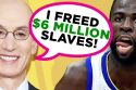 nba teams banned from using raci 125x83 - NBA Teams Banned From Using Racist Term Owner By Adam Silver