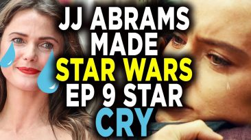 star wars episode 9 director jj 366x205 - Star Wars Episode 9 Director JJ Abrams Made Keri Russell Cry