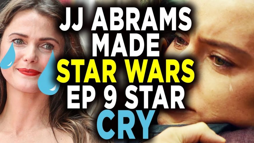 star wars episode 9 director jj 889x500 - Star Wars Episode 9 Director JJ Abrams Made Keri Russell Cry