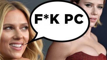 scarlett johansson interview spe 366x205 - Scarlett Johansson Interview Speaks Out Against PC Hollywood