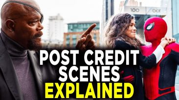 spider man far from home post cr 366x205 - Spider-Man Far From Home Post Credit Scene Explained