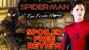 spider man far from home review 366x205 - Spider-Man Far From Home Review and Reaction (No Spoilers)