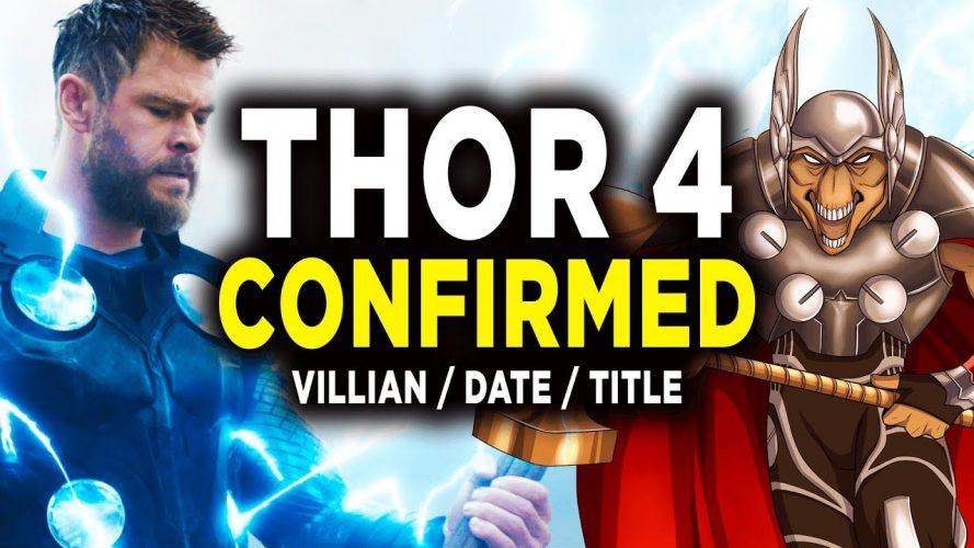 thor 4 phase 4 teaser taika wait 889x500 - Thor 4 Phase 4 Teaser: Taika Waititi Chris Hemsworth Returns
