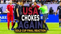 usa vs mexico gold cup final 201 232x130 - USA Vs Mexico Gold Cup Final 2019 Reaction USMNT Fails Again