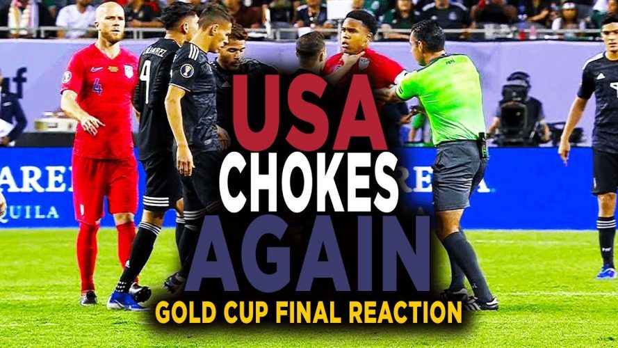 usa vs mexico gold cup final 201 889x500 - USA Vs Mexico Gold Cup Final 2019 Reaction USMNT Fails Again