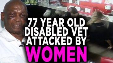 women beat up disabled miami flo 366x205 - Women Beat Up Disabled Miami Florida Man At The Licking