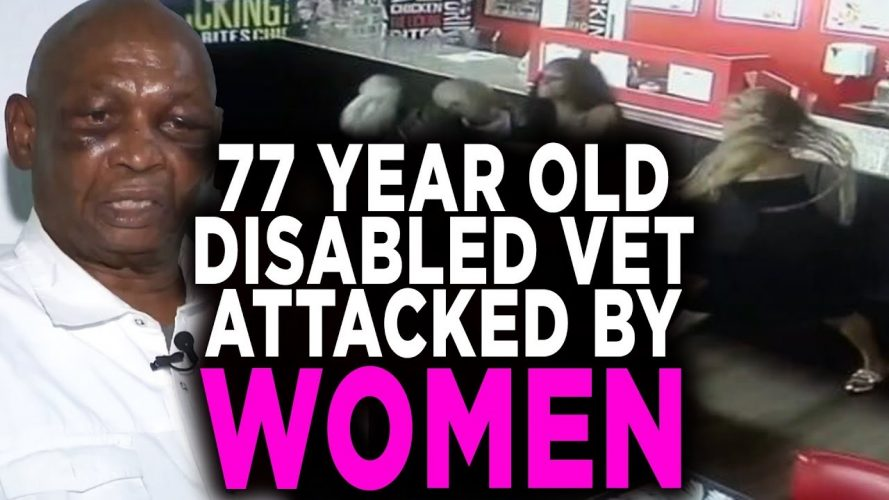 women beat up disabled miami flo 889x500 - Women Beat Up Disabled Miami Florida Man At The Licking