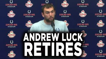 andrew luck retires from nfl ind 366x205 - Andrew Luck Retires From NFL Indianapolis Colts