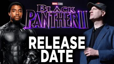 black panther 2 release date ann 366x205 - Black Panther 2 Release Date Announcement At D23 Expo 2019