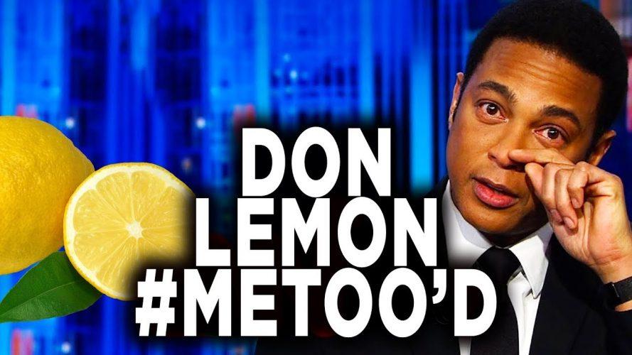don lemon sued for sexual assaul 889x500 - Don Lemon Sued For Sexual Assault; CNN Claims Fake News