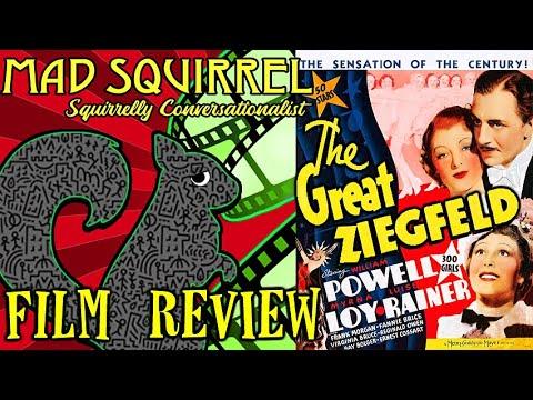 the great ziegfeld movie review - The Great Ziegfeld Movie Review