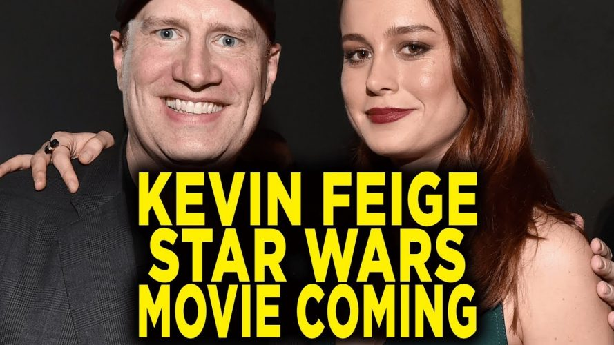 kevin feige making new star wars 889x500 - Kevin Feige Making New Star Wars Movie: With Brie Larson?
