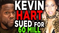 kevin hart sued for 60m by model 232x130 - Kevin Hart Sued For $60M By Model Montia Sabbag For Sex Tape