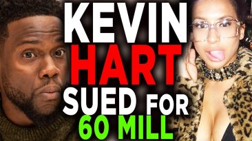 kevin hart sued for 60m by model 366x205 - Kevin Hart Sued For $60M By Model Montia Sabbag For Sex Tape
