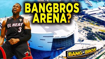 miami heat american airlines are 366x205 - Miami Heat American Airlines Arena Name Change To BangBros Center?
